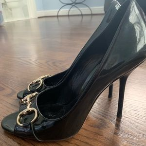 Gucci black Heel